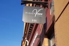 A great venue: Higher Voices Studio