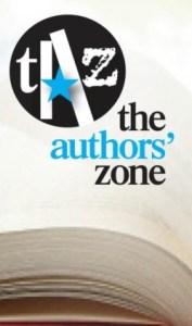 The Author's Zone logo
