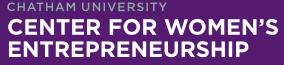 Chatham University Center for Women's Entrepreneurship